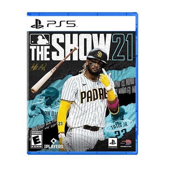 全新 PS5 原版遊戲片, 美國職棒大聯盟 21 英文一般版(沒出中文)