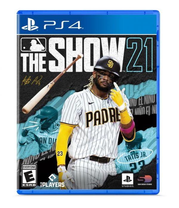 全新 PS4 原版遊戲片, 美國職棒大聯盟 21 英文一般版(沒出中文)