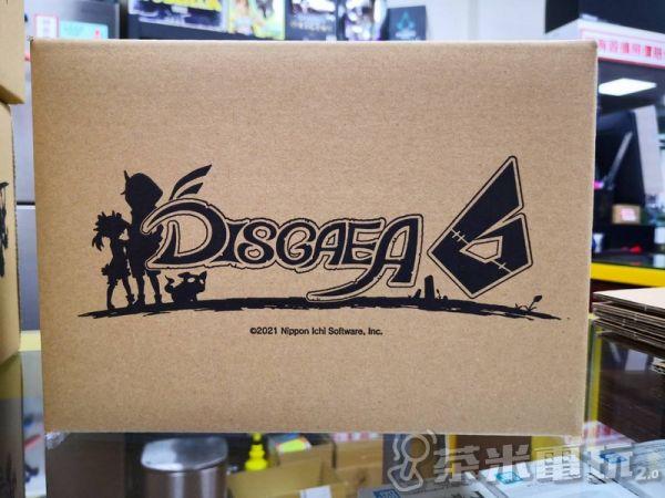 全新 PS4 魔界戰記 DISGAEA 6 中文限定版