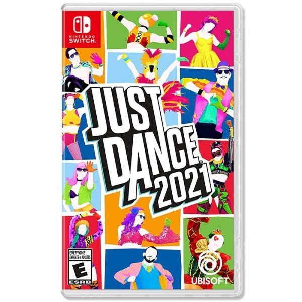 全新 Switch 原版卡帶, 舞力全開 2021 中英文合版