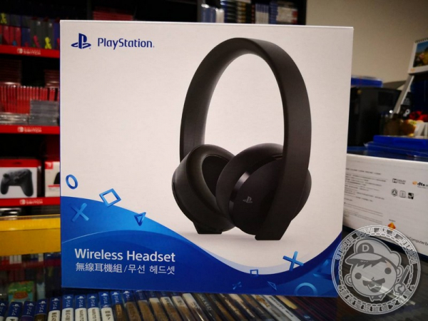 全新台灣 SONY 公司貨 PlayStation 4 無線耳機組(CUHYA-0080)