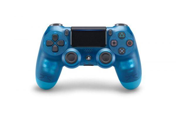 全新台灣 SONY 公司貨 PS4 DUALSHOCK 4 新款無線控制器(水晶藍)