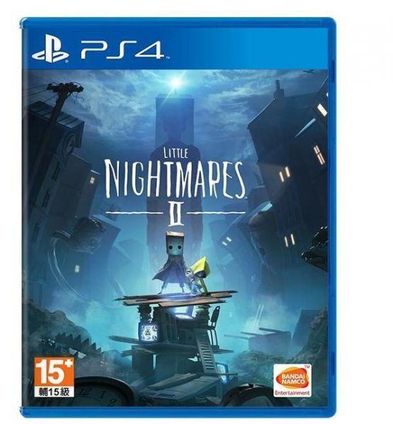 第二批 全新 PS4 原版遊戲片, 小小夢魘 2 中文一般版, 無特典DLC囉