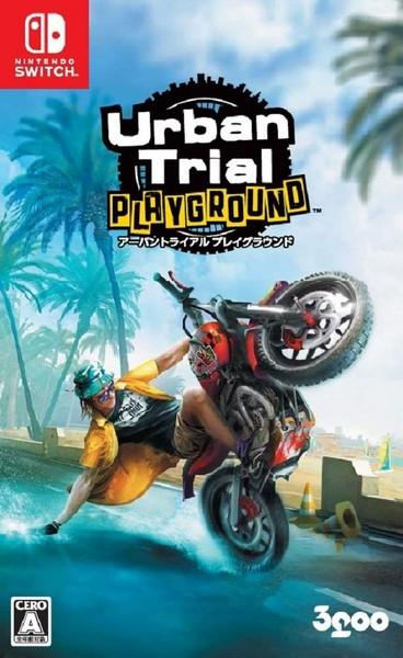 全新 NS 原版遊戲, Urban Trial PLAYGROUND 日區包裝中文版