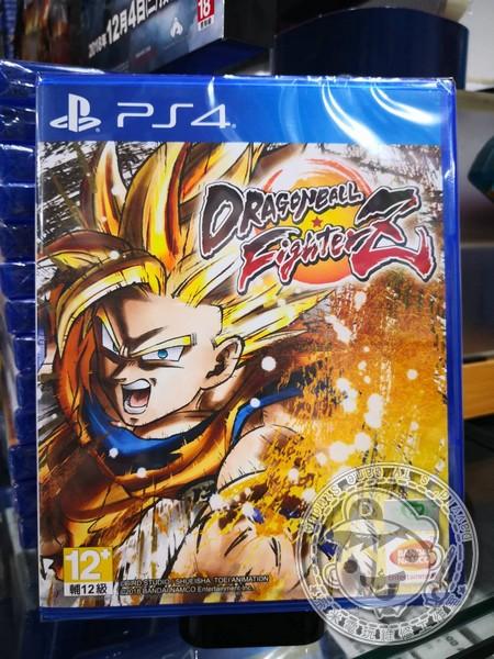 全新最佳精選 PS4 原版遊戲片,七龍珠 FighterZ 中文一般版,非首批貨無特典DLC及贈品囉