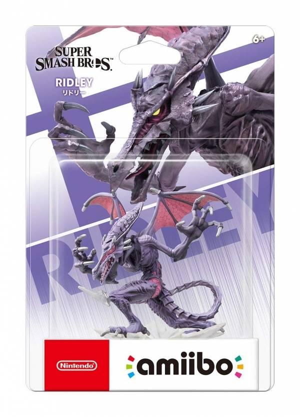 任天堂明星 NFC 連動人偶玩具 amiibo, 利雷德 大亂鬥系列