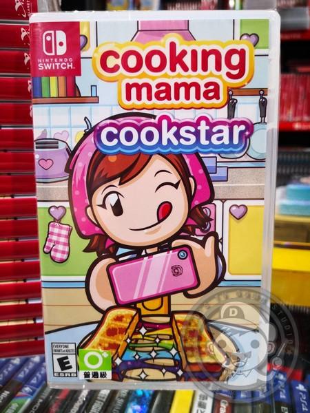 期間限定 全新 Switch 原版遊戲卡帶, 妙廚老媽 廚藝之星 英文版(沒出中文喔)