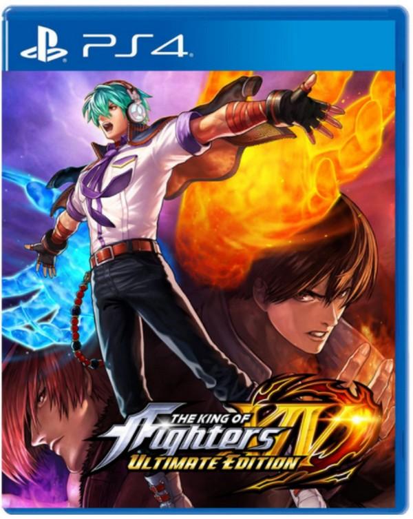 全新 PS4 原版遊戲片, 拳皇14 終極版 中文版