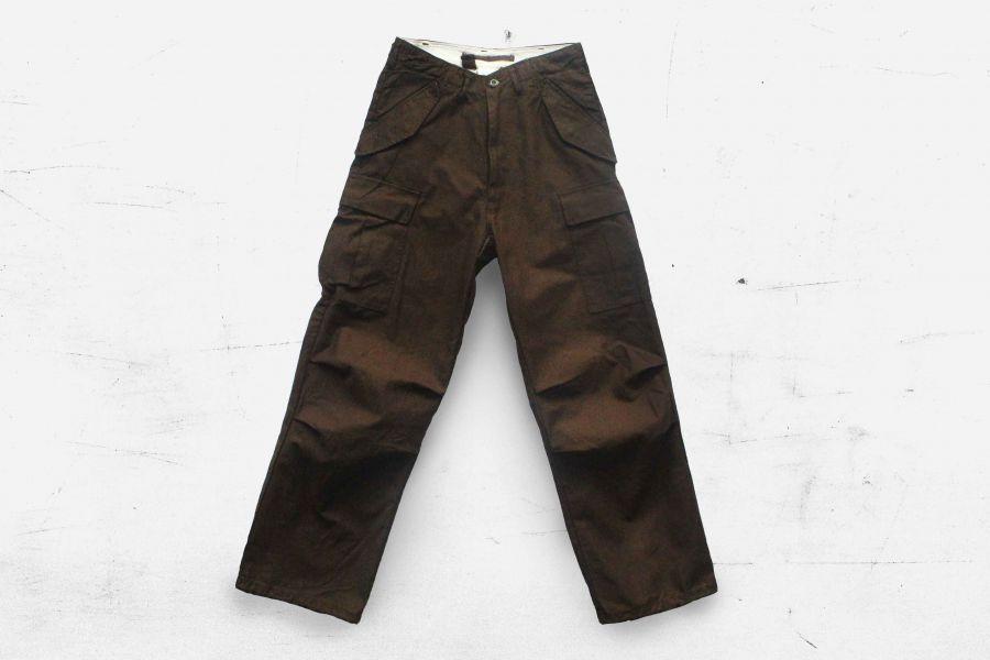 US Type M65 Field Pants/咖啡 M65 Field Pants,vintage,台南,台南逛街,台南男裝,選物店,老派,古著,軍裝,老品,公發,army