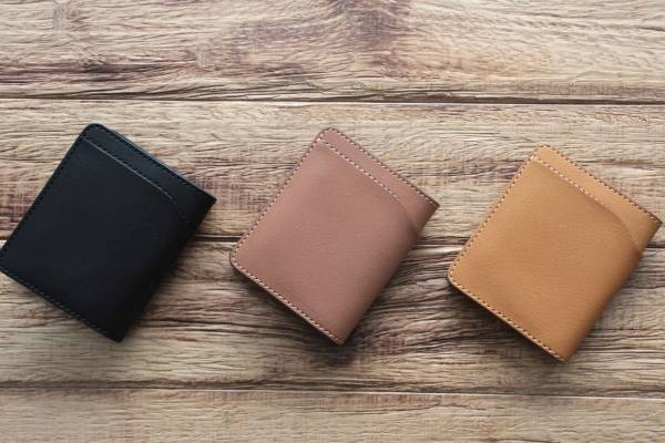 OBBI GOOD LABEL- Outer Bi-Fold Short Wallet/多色