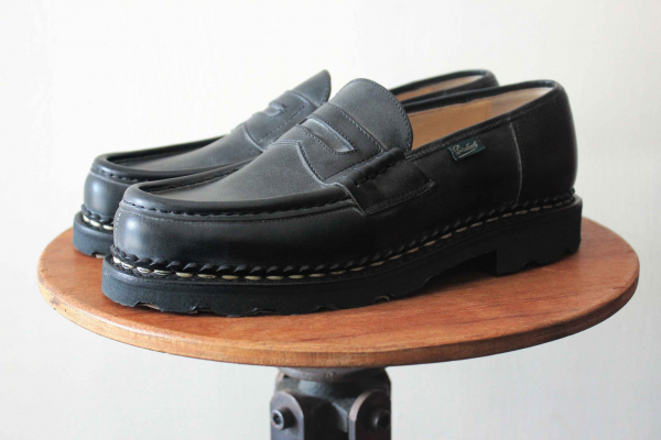 Paraboot - Reims 樂福鞋  (Lis Noir 黑色) Paraboot,paraboots,michael,chambord,made in france,樂福鞋,台南,台南逛街,台南男裝,選物店,老派,mr old