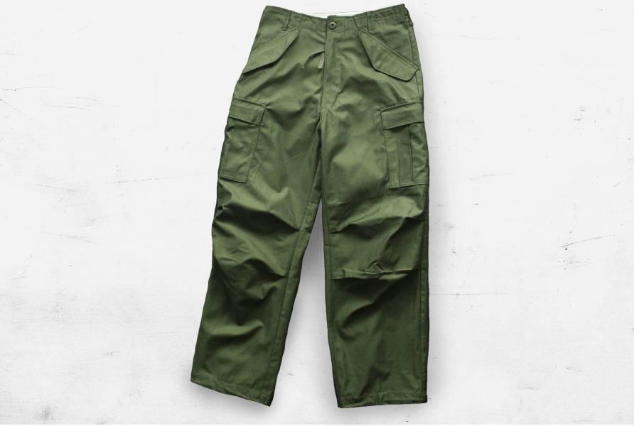 US Type M65 Field Pants/軍綠 M65,vintage,台南,台南逛街,台南男裝,選物店,老派,古著,軍裝,老品,公發,army