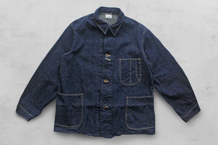orSlow-40's Coverall orSlow