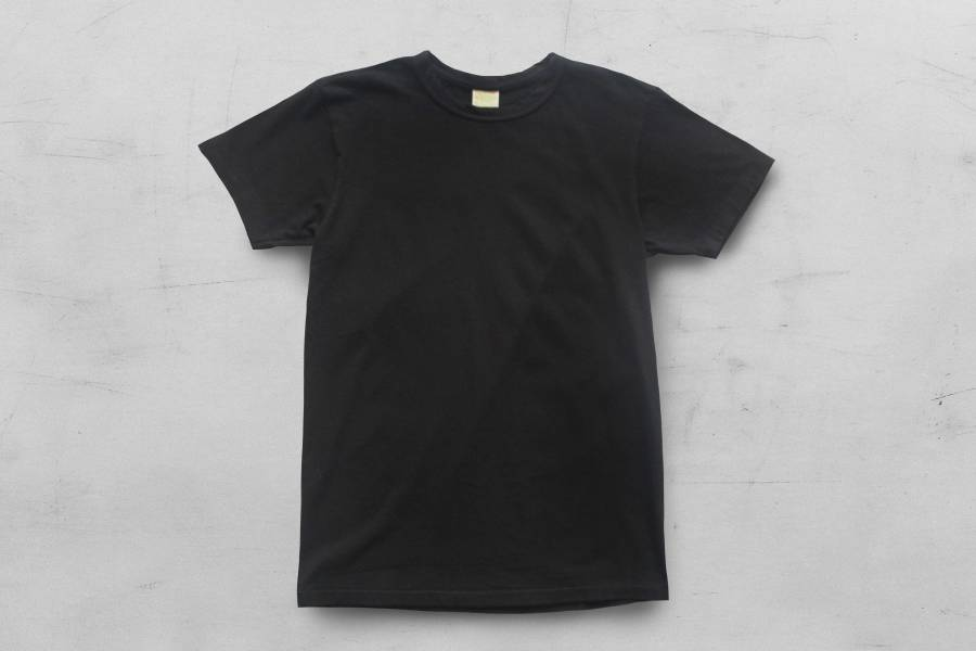 Runabout - SIMPLE TEE/煤黑色 runabout goods