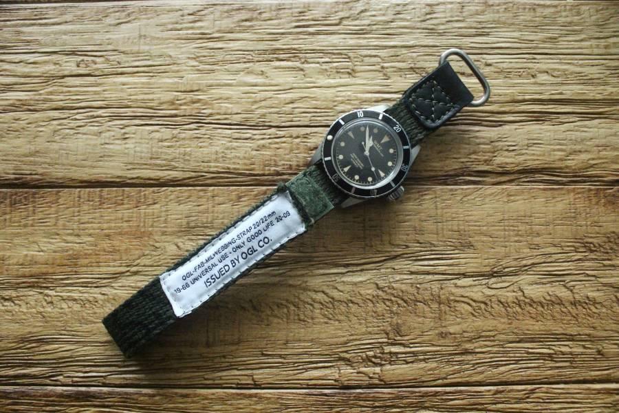 Obbie Good Label- Astronaut Watch Strap
