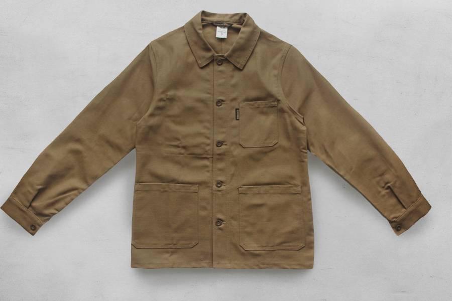 Le Laboureur - Linen Work Jacket Le Laboureur