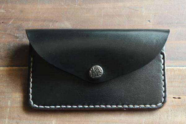S.F.K. Leather Card Wallet/茶芯 Faith,Faith co,leather goods, made in Taiwan,植鞣皮革,台南,台南逛街,台南男裝,選物店,老派,mr old