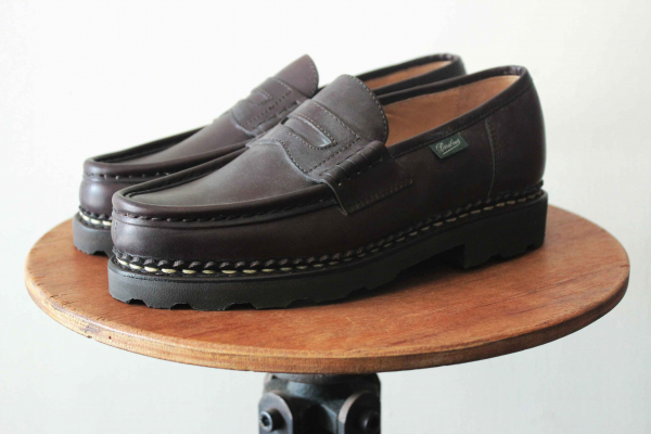 Paraboot - Reims 樂福鞋  (褐色) Paraboot,paraboots,michael,chambord,made in france,樂福鞋,台南,台南逛街,台南男裝,選物店,老派,mr old