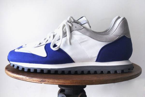 Novesta - Marathon Vagan ( Blue / white ) novesta,shoes,marathon,