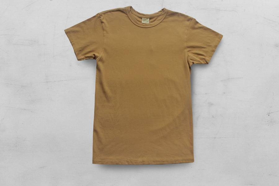 Runabout - SIMPLE TEE/礫石棕 runabout goods