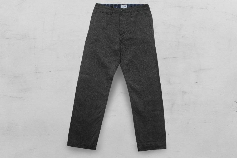 The Rite Stuff-Daybreak Salt & Pepper Work Pants/Charcoal