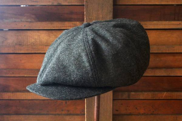 BELAFONTE- Ragtime Casquette Wool Mix BELAFONTE,A Good Time Production,軍事,工裝,台南,台南逛街,台南男裝,選物店,老派,mr old