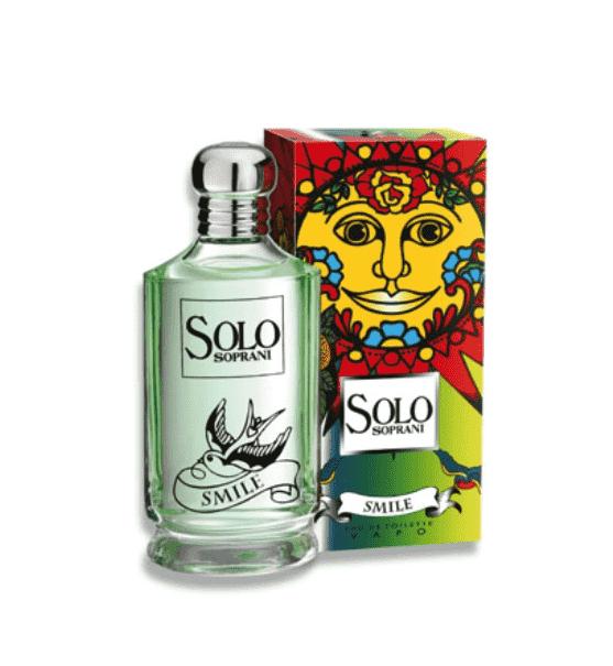 露絲安妮Luciano Soprani Solo Soprani Smile(100ml) 中性香水,香水推薦,男性香水,女性香水