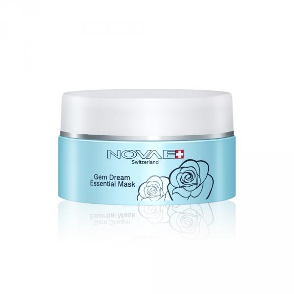 NovaePlus法國楉薇寶石絲絨煥膚凍膜  (買一送一)