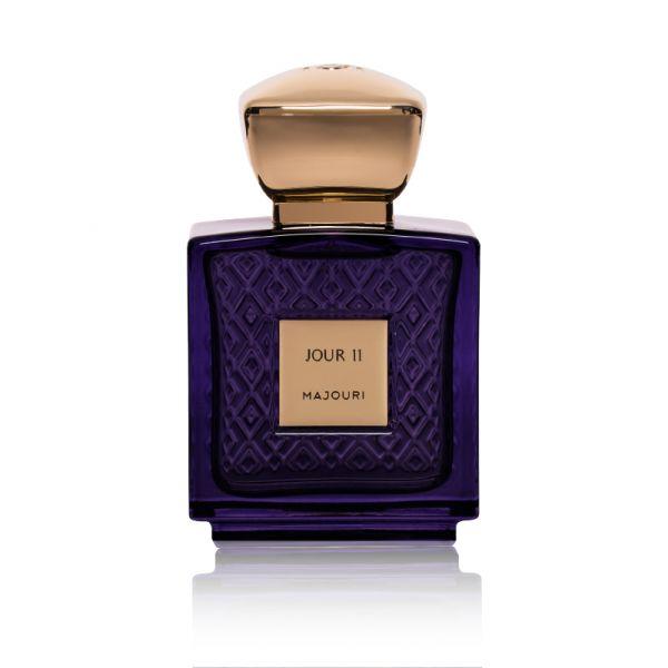 Majouri Jour 11 Perfume in Purple 紫霓晶淚 淡香精 EDP 75 ml