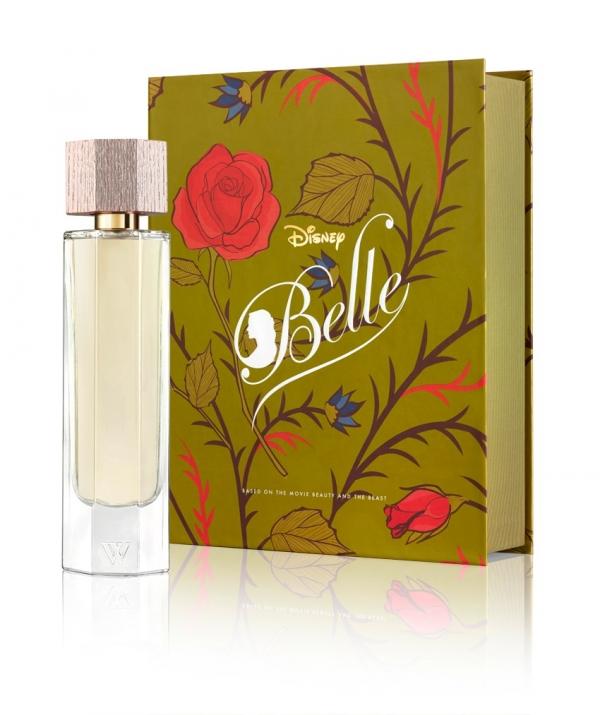 Belle貝兒 60ml(禮服黃) 美女與野獸香水,貝兒香水