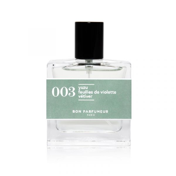 Bon Parfumeur 003 龍之華 淡香精30ml