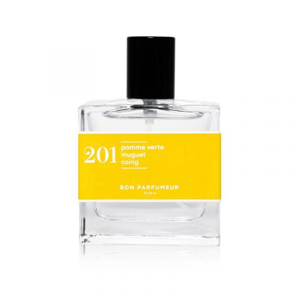 Bon Parfumeur 201 蘋光百合 淡香精30ml