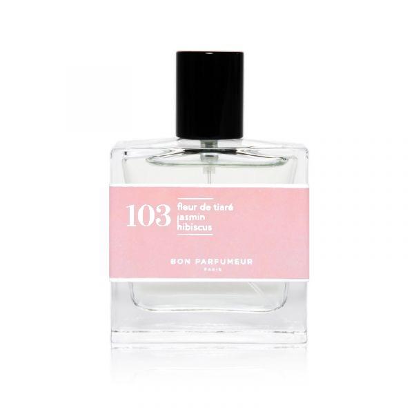 Bon Parfumeur 103 拂光梔子花 淡香精30ml