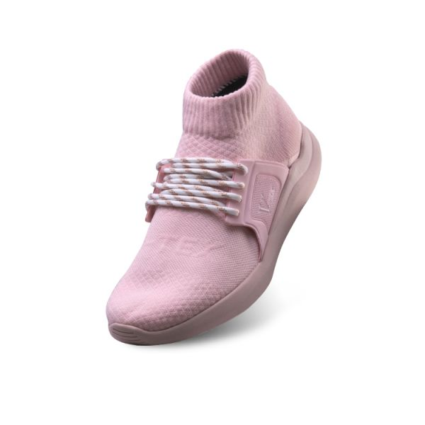【Kids】Baby Pink High Top  VTEX,防水鞋,耐水鞋