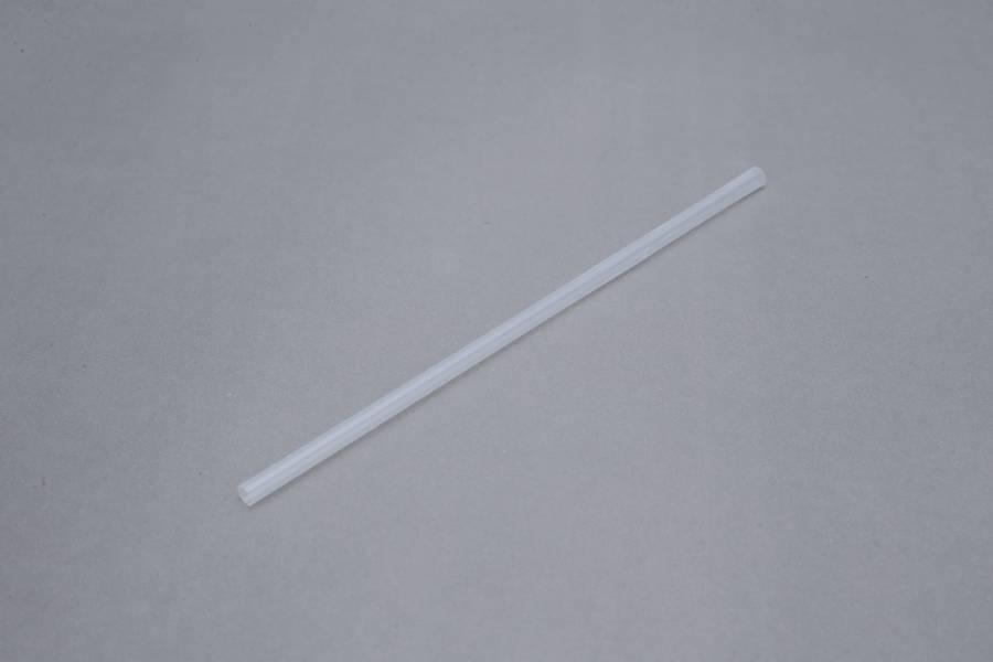 6mm*21cm大包裝(透)平PLA吸管T031