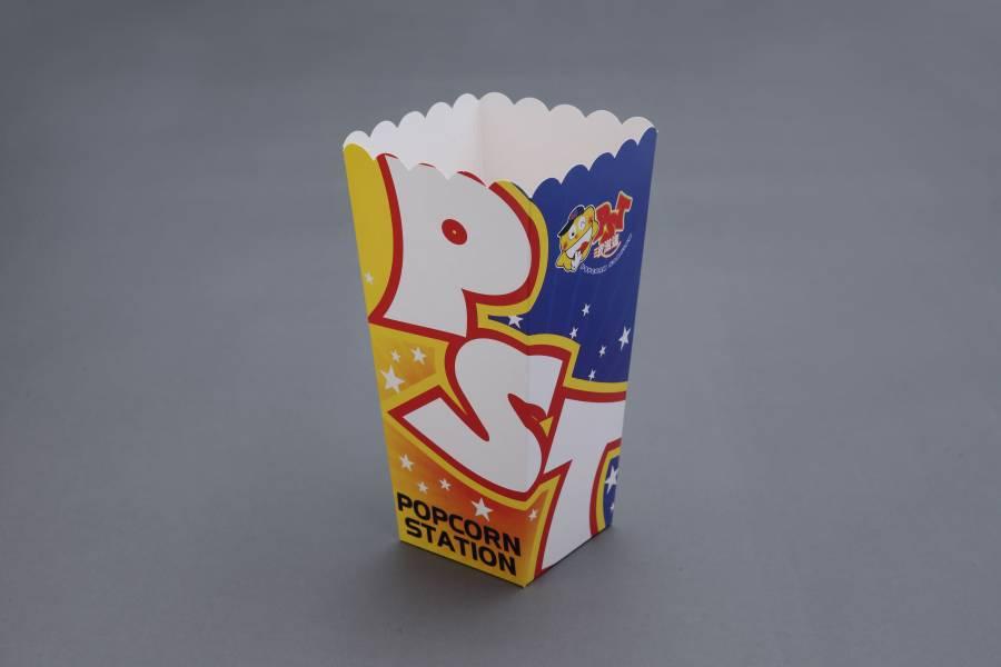 32oz折疊盒(波滋達) 500入 爆米花