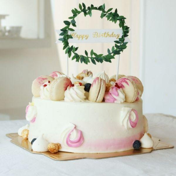 夢幻派對 生日蛋糕,戚風蛋糕,奶油蛋糕,台中蛋糕,台中甜點