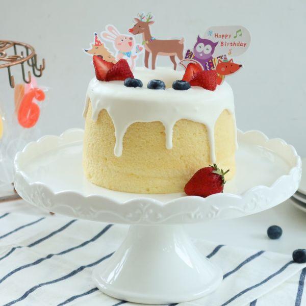 誕生日蛋糕