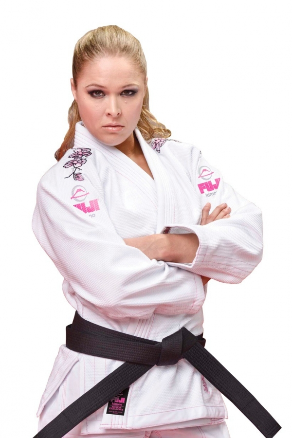 FUJI 巴西柔術服 Sports Gi Pink Blossom #7016