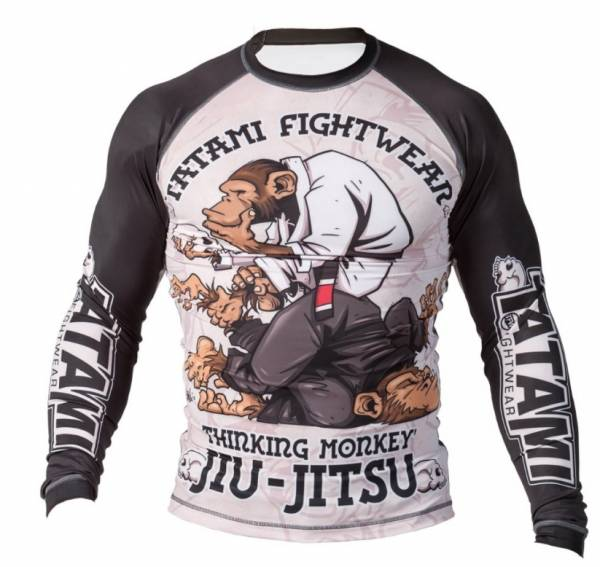 TATAMI 防磨衣 THINKER MONKEY RASH GUARD