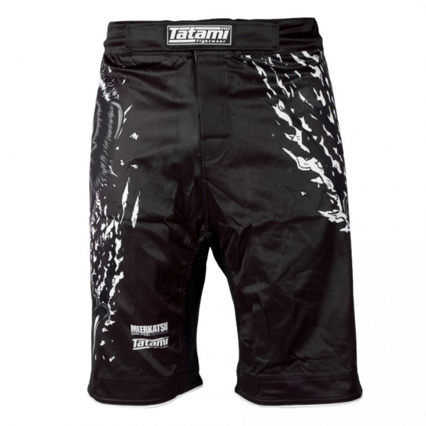 TATAMI MMA短褲 HONEY BADGER V4 FIGHT SHORTS / 格鬥褲