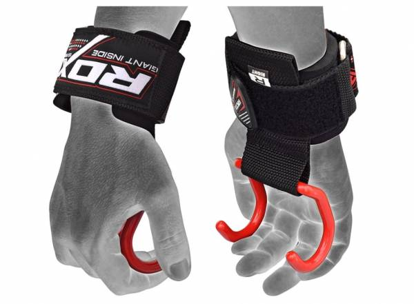 RDX W15 Anchor Gym Hook Straps