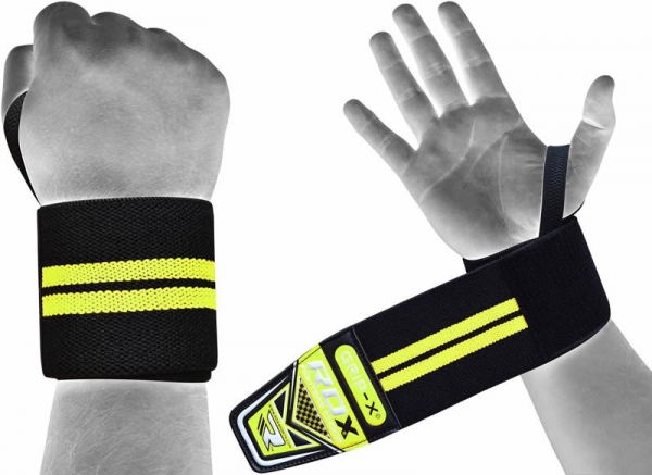 RDX 護腕 Wrist Weight Lifting Training Gym Straps
