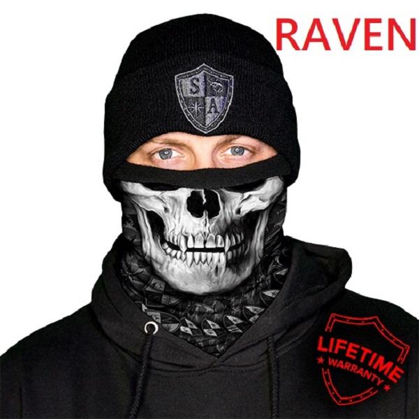 SA刷毛魔術頭巾—RAVEN