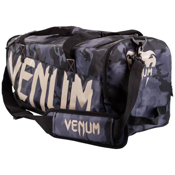 VENUM SPARRING SPORT BAG    The Venum Sparring bag was designed for athletes of all disciplines, wanting to have a spacious gym bag, that is both durable and stylish!   Through its various practical storage spaces, this Venum bag is ideal to carry all of