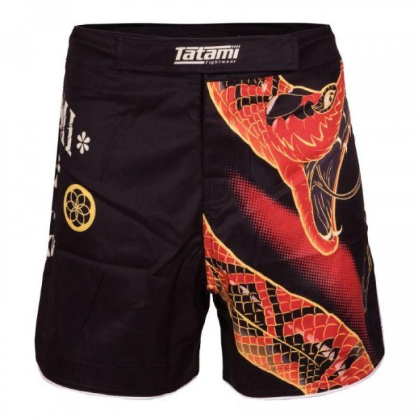 TATAMI MMA短褲 DUELLING SNAKES SHORTS / 格鬥褲