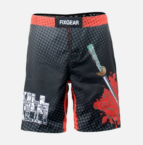 FIXGEAR FMS-77 MMA短褲 / 格鬥褲