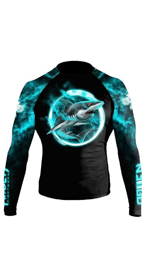 RAVEN 鯊魚 長袖防磨衣