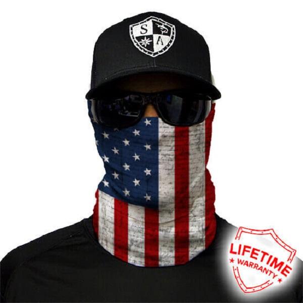 SA魔術頭巾—美國旗