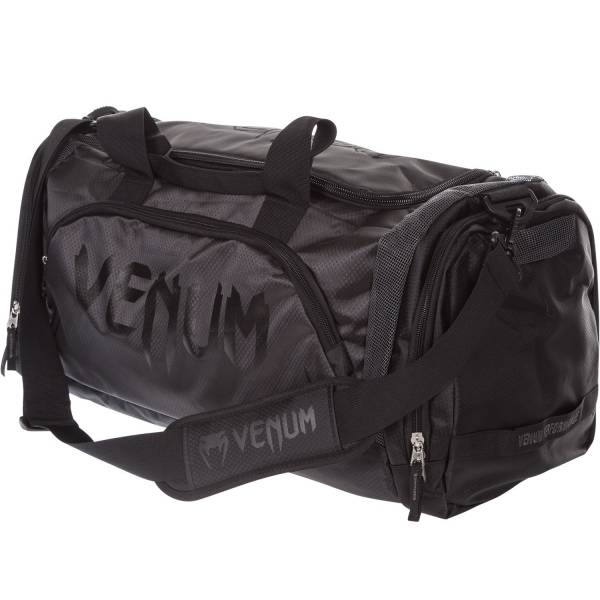 Venum Trainer Lite Sport Bag - Black 側背包